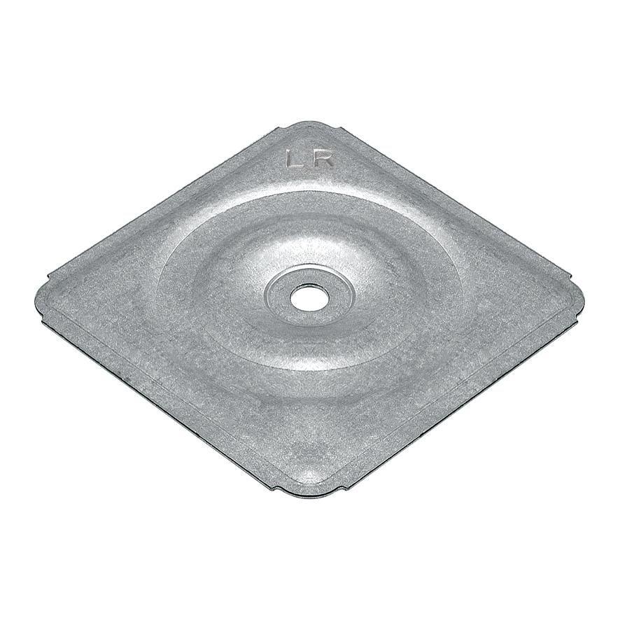 Galvanisé Sol tôle Saleté tôle ofenblech 600x400 mm étincelles protection plaque de sol