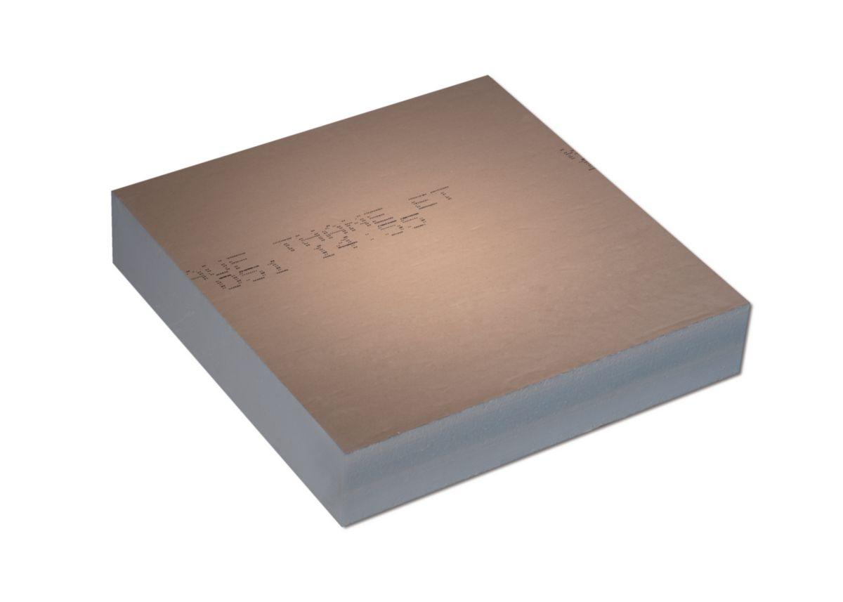 Panneau Knauf Thane ET polyuréthane épaisseur 8 mm - KNAUF