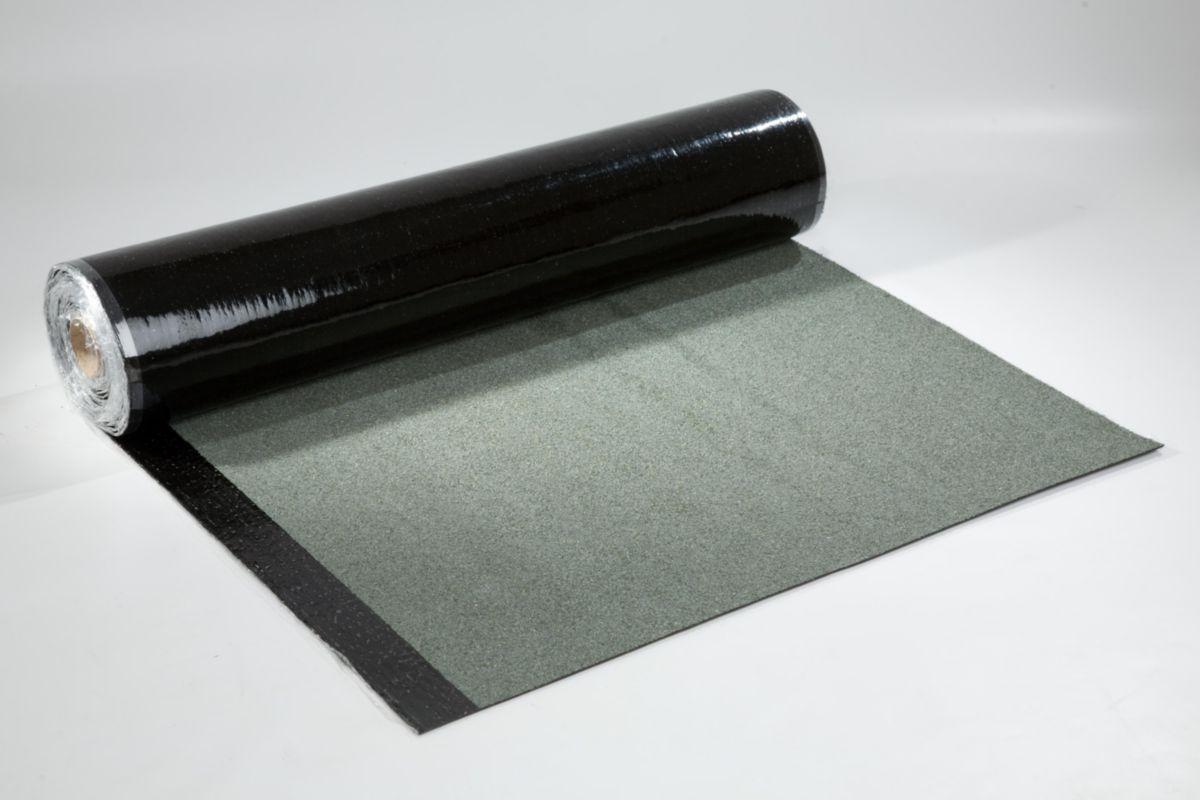 Feuille Bitume Graviflex Rouleau De 5x1 M Siplast
